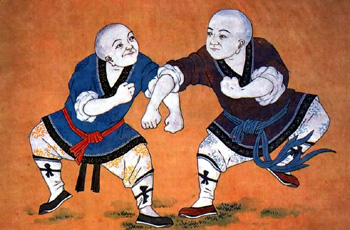 ShaolinMural